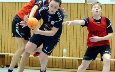 Kreisklasse InDo 11. Spieltag: ASC 09 – TSG 1881 Sprockhövel 17:28 (4:13)