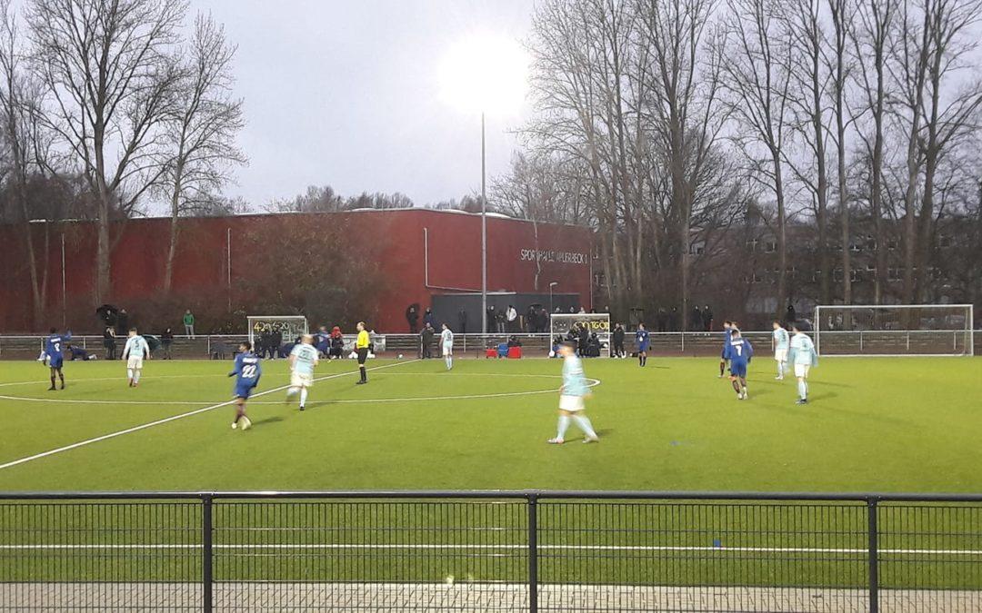 1:1 gegen den Regionalligisten Bonner SC