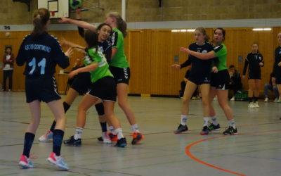 Kreisliga InDo, 10. Spieltag: ASC 09 – TuS Bommern 19:17 (11:8)