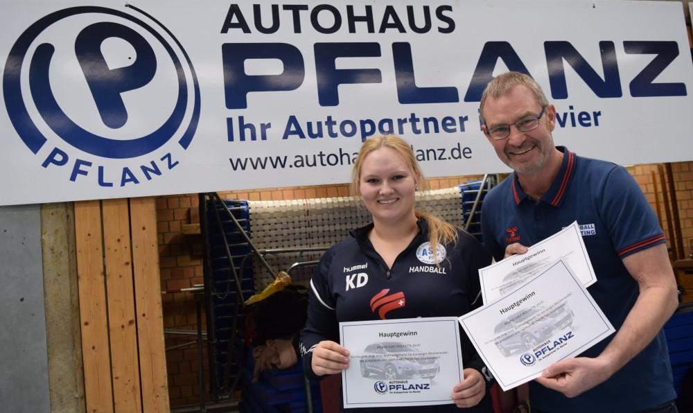 Autohaus Pflanz spendiert vier Wochenenden im Peugeot nach Wahl