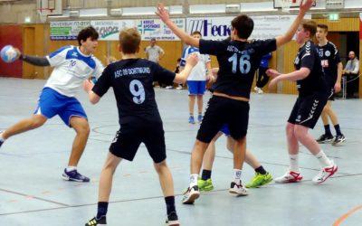 Kreisliga InDo, 11. Spieltag: ASC 09 – TV Gladbeck 28:26 (15:11)