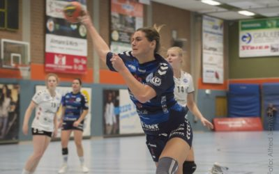 Handball: Damen gewinnen Liga-Knüller – Herren beim Titelfavoriten achtbar