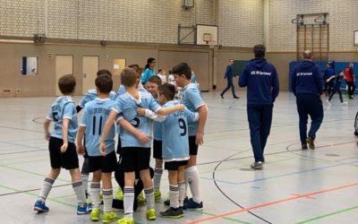 Favoritenschreck – E2-Junioren trotzen Schalke 04 und erspielen sich den 3. Platz
