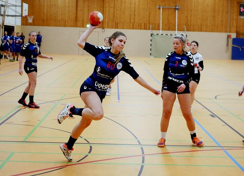 Kreisliga, 10. Spieltag: DJK Ewaldi – ASC 09 14:32 (8:19)