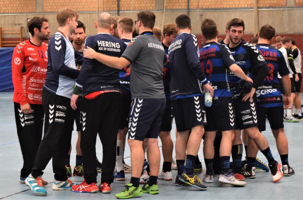 27:37 – Herren 1 im Nachholspiel gegen Westerholt nach gutem Start chancenlos