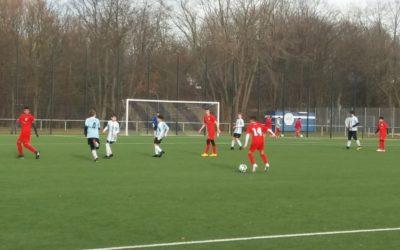 Gut aus der Winterpause gekommen – C3 Junioren besiegen den SV Brackel