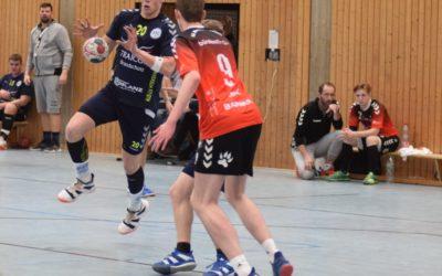 Verbandsliga, 11. Spieltag: ASC 09 – SG Menden Sauerland Wölfe 22:25 (10:11)