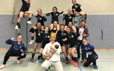 19:17-Sieg im Topspiel-Krimi: wC-Jugend steuert auf Meisterkurs!