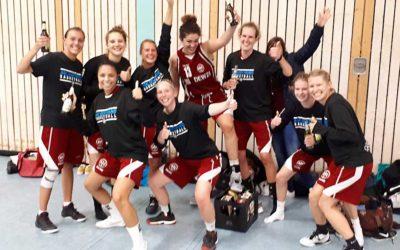 Basketball Damen 1: Gewonnen!
