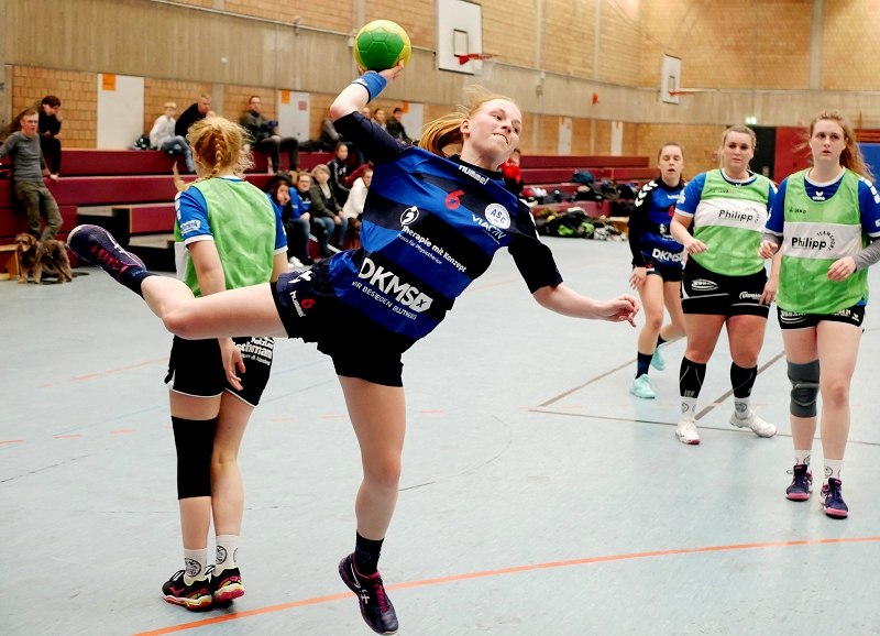 Kreisliga, 13. Spieltag: ASC 09 – SG ETSV Ruhrtal Witten 24:23 (9:10)