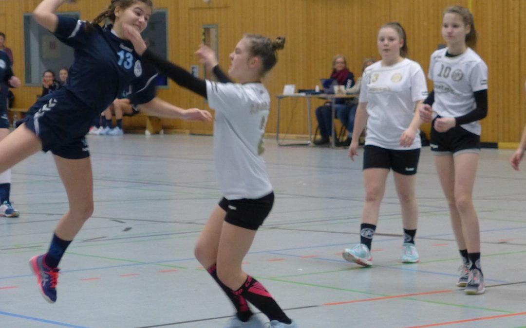 Kreisliga InDo, 14. Spieltag: ASC 09 – DJK Oespel-Kley 38:20 (19:11)