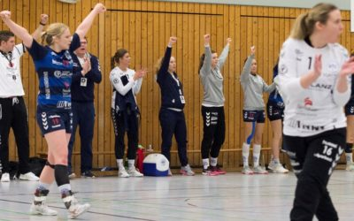 Wichtige Siege und schmerzhafte Niederlagen für unsere Handballteams