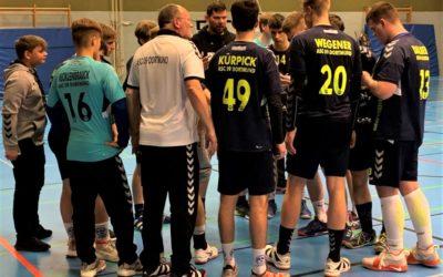 Verbandsliga, 15. Spieltag: RSV Altenbögge-Bönen – ASC 09 27:21 (14:12)