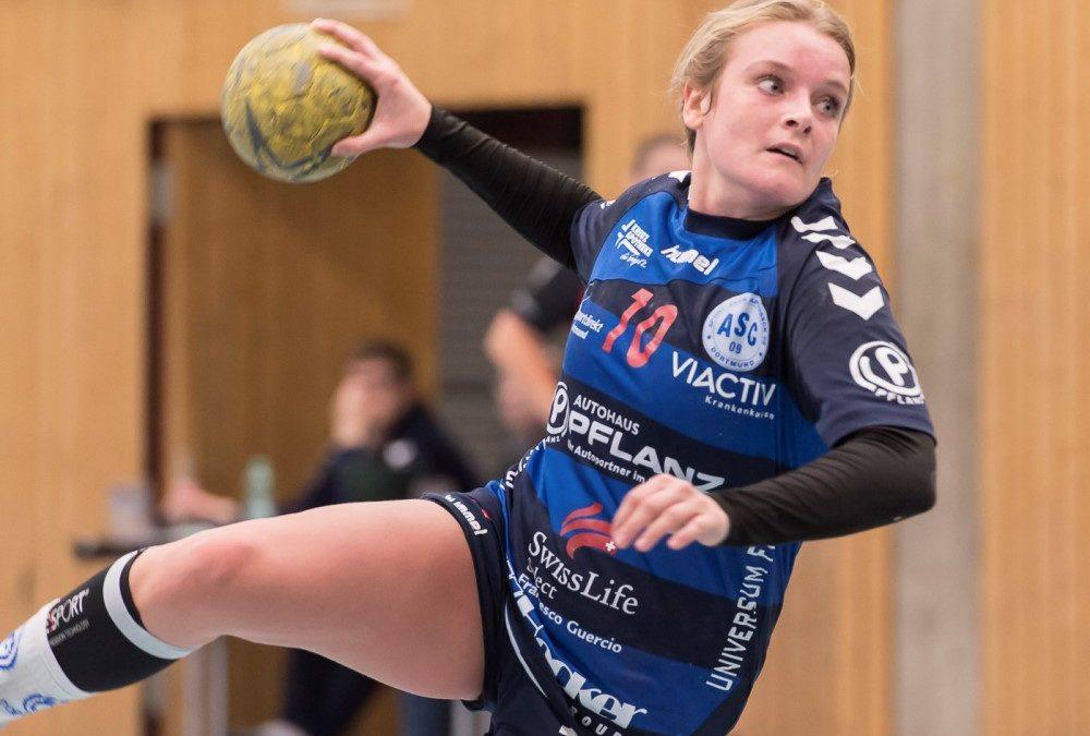 Aufholjagd ohne Happy-End – aber Handball-Damen machen Lust auf mehr!