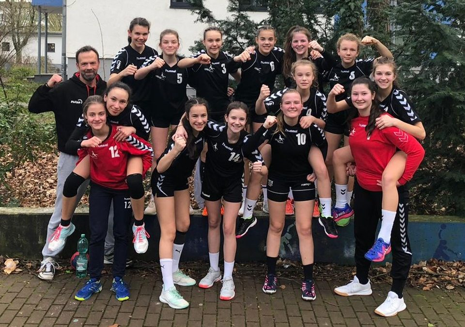 ASC-Mädels beim Westfalenpokal erfolgreich