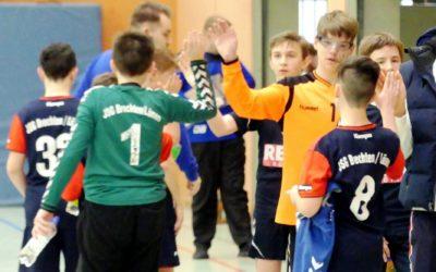 Kreisliga InDo, 16. Spieltag: JSG  Brechten/Lünen – ASC 09 22:36 (13:20)