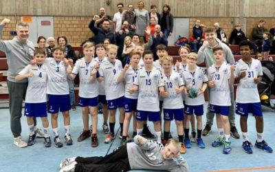 Kreisliga 14. Spieltag: ASC 09 Dortmund – JSG Westfalia 32:11