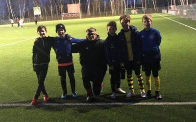 Fünf Aplerbecker Jungs in der Dortmunder U10-Kreisauswahl