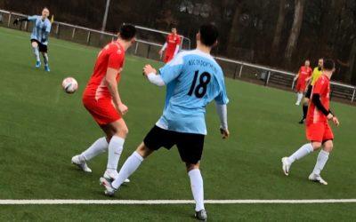 Testspielserie abgeschlossen – A-Junioren setzten klares Signal