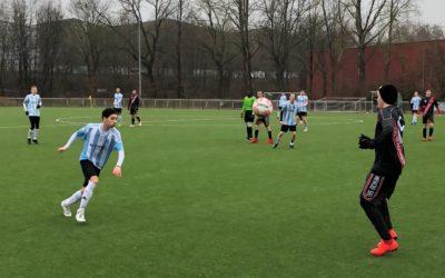 Siegreich im Spitzenspiel – A-Junioren neuer Tabellenführer