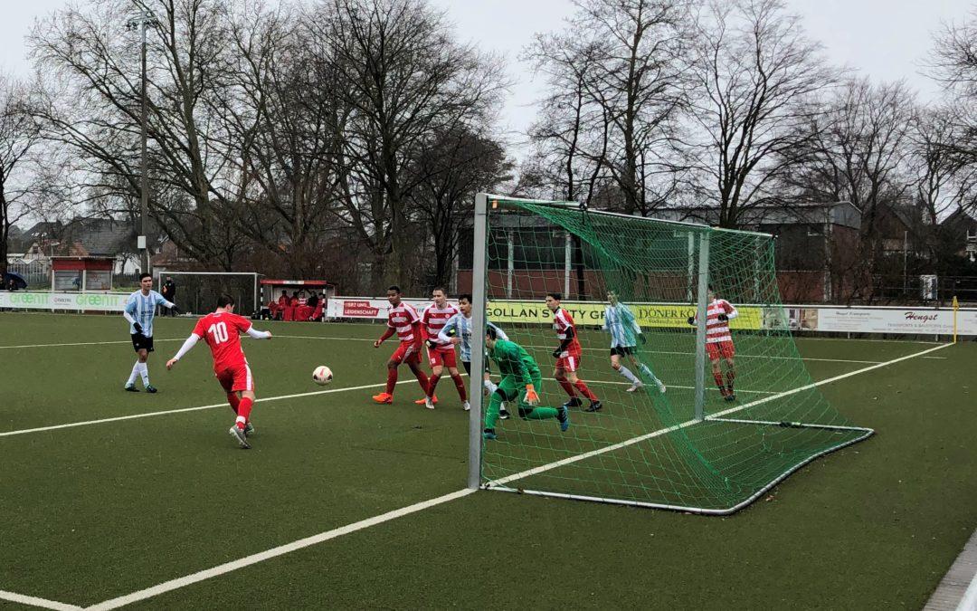 Schwung geholt für die Rückrunde in der Bezirksliga – B1-Junioren siegen deutlich