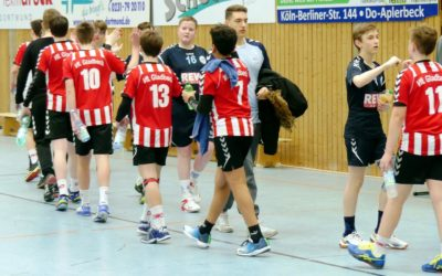 Kreisliga InDo 18. Spieltag: ASC 09 – VfL Gladbeck 32:19 (18:10)