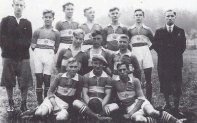 Blick in die Vergangenheit – Saison 1931/32 – B-Junioren