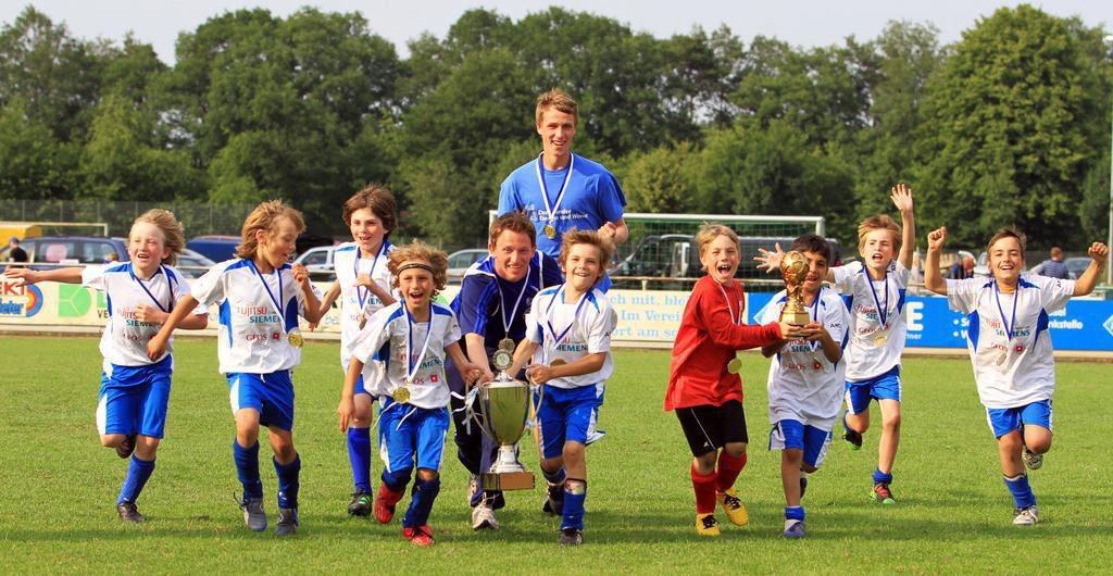 Blick in die Vergangenheit – Saison 2010/11 – F-Junioren