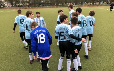 Auswärtssieg in Nette – C3-Junioren schreiben weiter an ihrer Geschichte und setzen Siegesserie fort