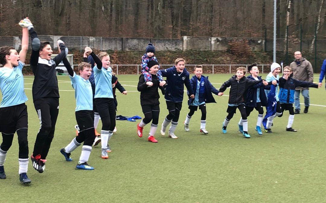 Wichtiger Sieg gegen Fortuna Dortmund – D3-Junioren verlassen Abstiegsränge