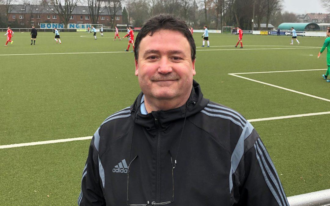 """""""Lückenschluss in unserem sportlichen Konzept"""" – Auf zu neuen Ufern mit Karl """"Kalle"""" Lengefeld"""