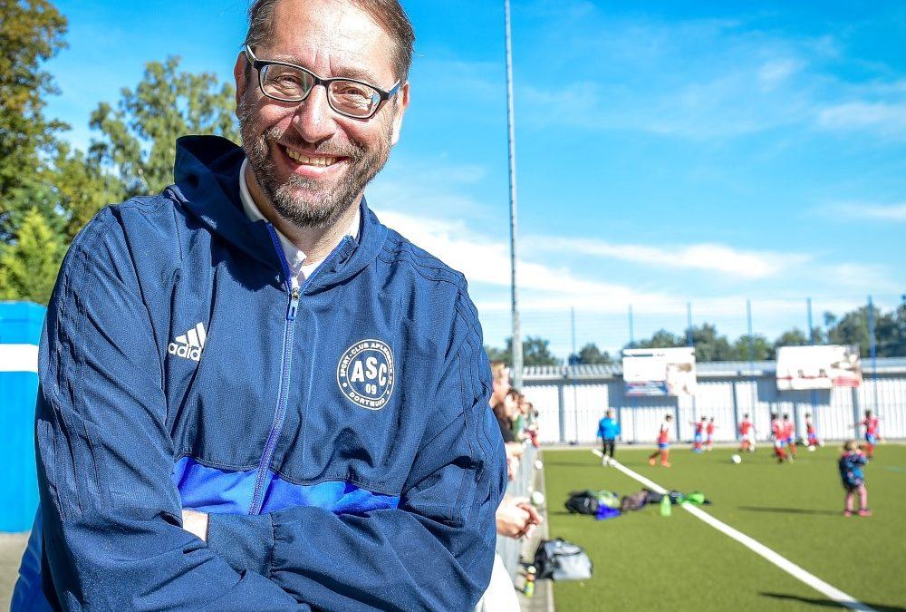 Unter strengen Auflagen ! – ASC Juniorenfußball nimmt das Training wieder auf !