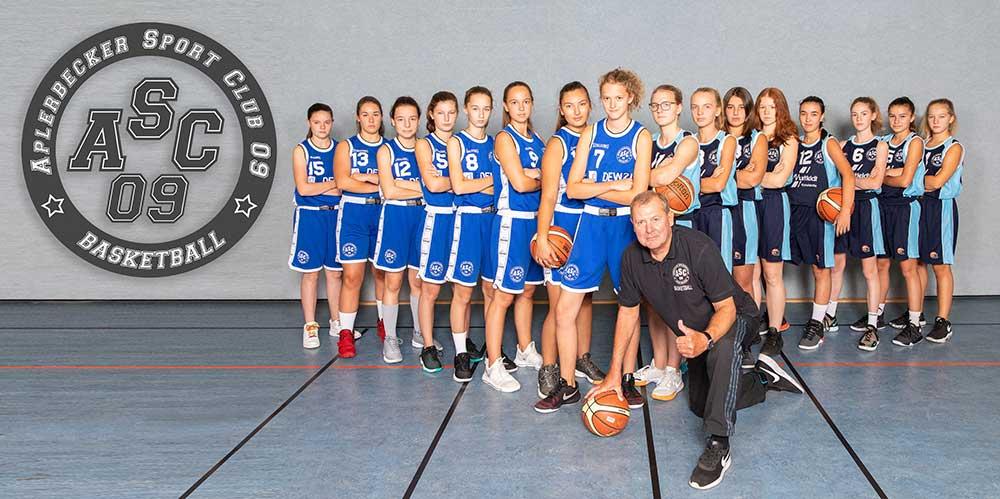 U16 Mädchen verlieren hochklassiges Spiel knapp