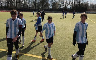 Niederlage im Spitzenspiel – C3-Junioren verlieren beim VfL Schwerte