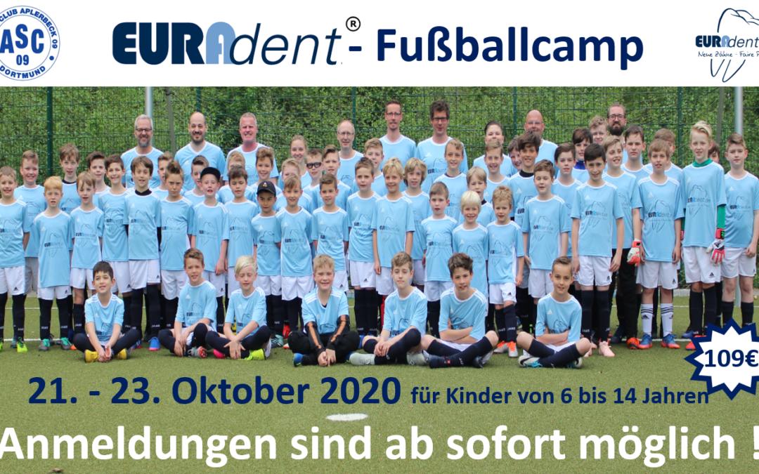 7. Euradent-Fußballcamp – Terminverschiebung