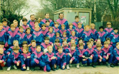 Blick in die Vergangenheit – Saison 1992/93