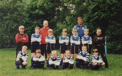 Blick in die Vergangenheit – Saison 1997/98 – F-Junioren