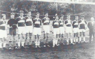 Blick in die Vergangenheit – Saison 1956/57 – A-Junioren