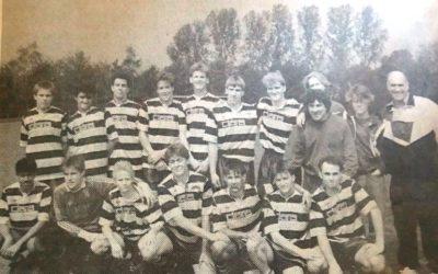 Blick in die Vergangenheit – Saison 1989/90 – A-Junioren