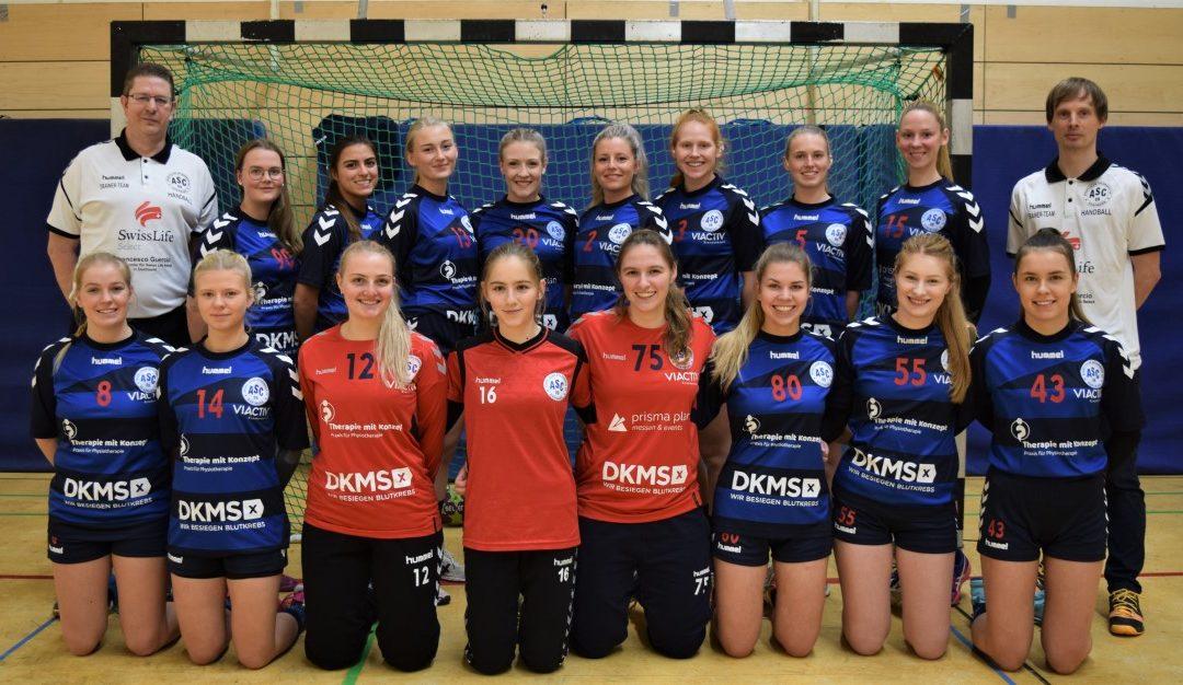 """Saisonabbruch im Handball: ASC 09 würde historischen Vierfach-Aufstieg """"ziehen"""""""