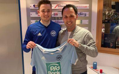 2x Julian! Julian Franke kommt von Preussen Münster und Julian Horstmann verlängert Vertrag beim ASC 09!