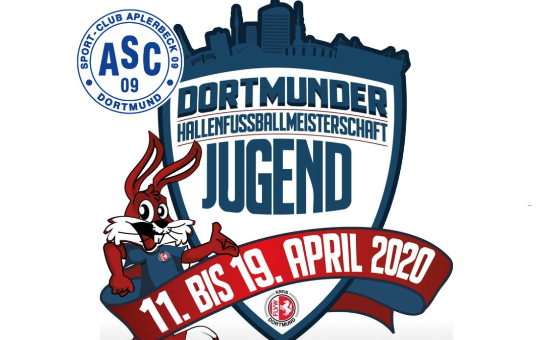 Auslosung Hallenstadtmeisterschaften – ASC tritt mit sieben Mannschaften an…!