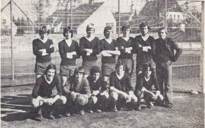 Blick in die Vergangenheit – Saison 1976/77 – A-Junioren