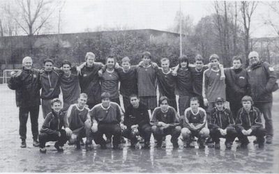 Blick in die Vergangenheit – Saison 2002/03 – A-Junioren