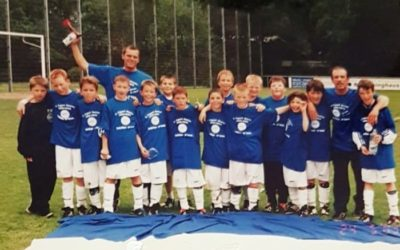 Blick in die Vergangenheit – Saison 2002/03 – E1-Junioren