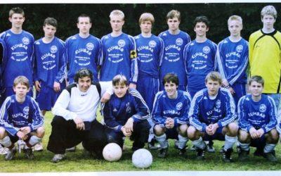 Blick in die Vergangenheit – Saison 2007/08 – B2-Junioren