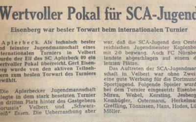 Blick in die Vergangenheit – Saison 1963/64
