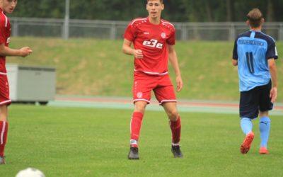 Neuverpflichtung: Justin Mitrovic von RW Essen!