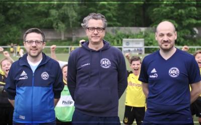 Gut aufgestellt – ASC-Juniorenfußball geht mit 50 Übungsleitern in die neue Saison