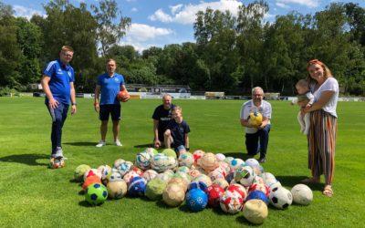 1000 Bälle für Tansania – ASC Fußballjunioren unterstützen deutsch-tansanisches Entwicklungsprojekt